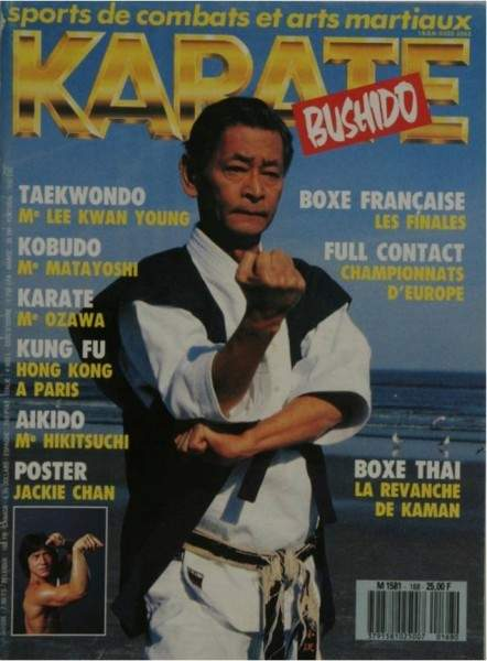 04/90 Karate Bushido (French)